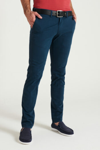 Chino gabardina slim fit